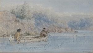 Hunting by Canoe (Northwest angle)