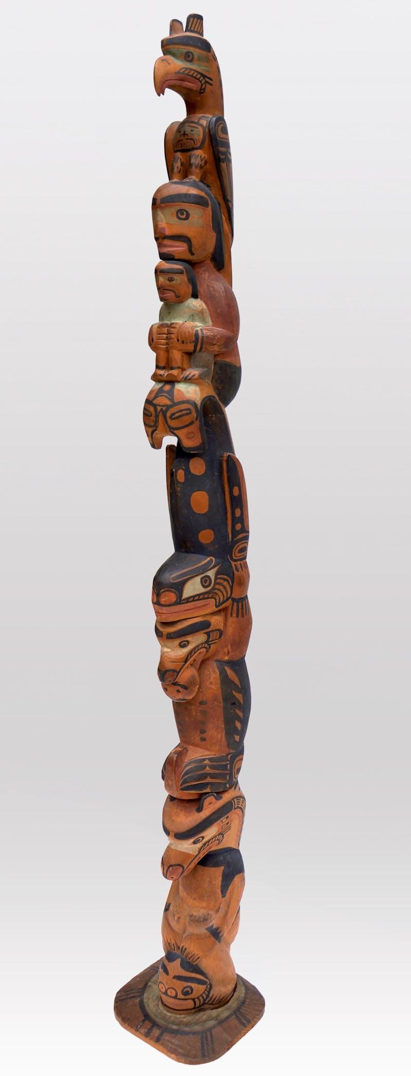 Model Totem Pole Image 1