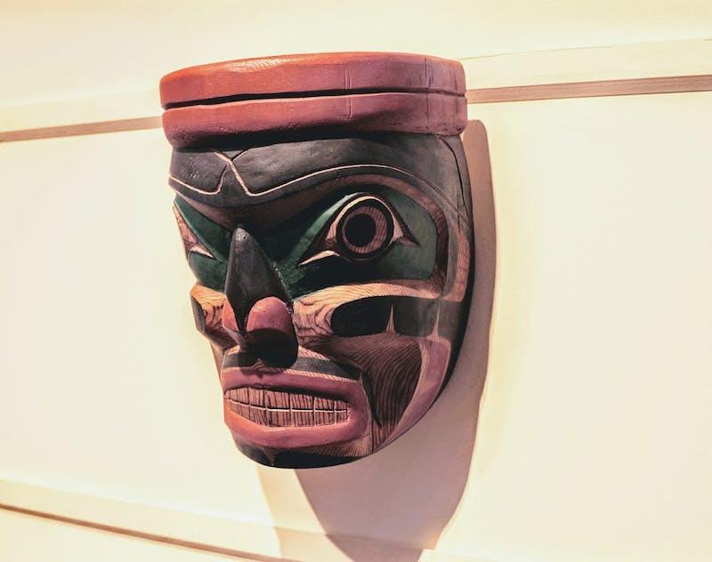 Speaker Mask Image 1