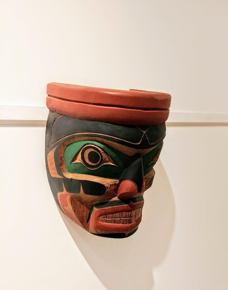 Speaker Mask Image 2