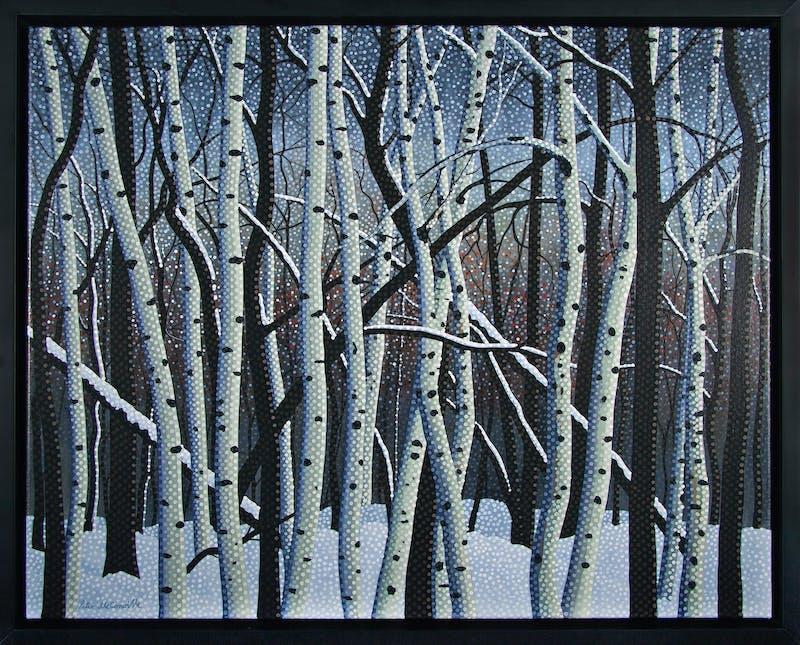 Winter Wood Image 2