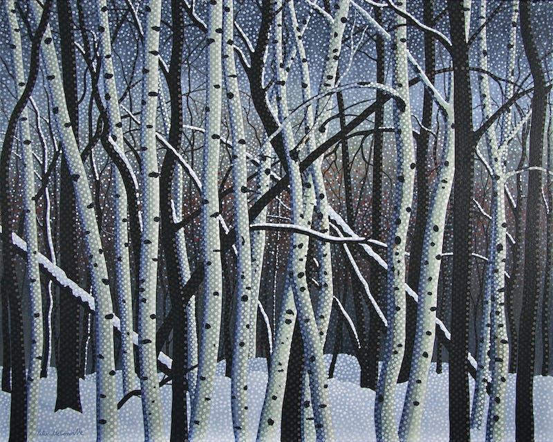 Winter Wood Image 1
