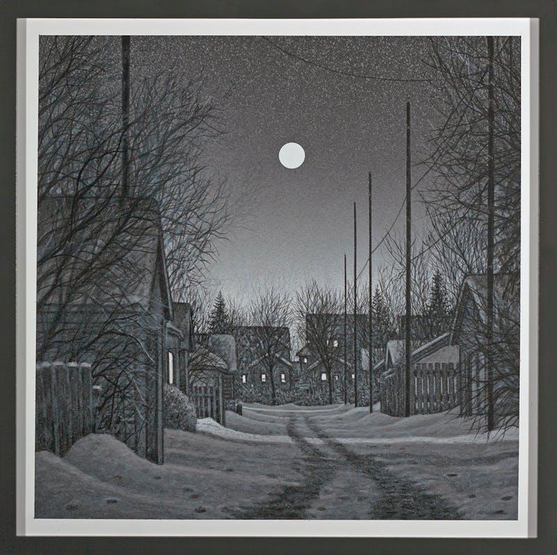 Radiant Night Image 2