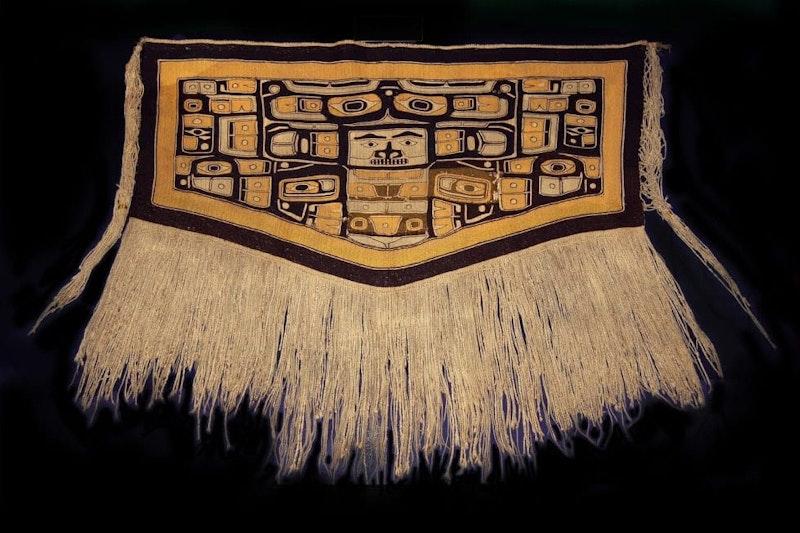 Chilkat Blanket Image 1