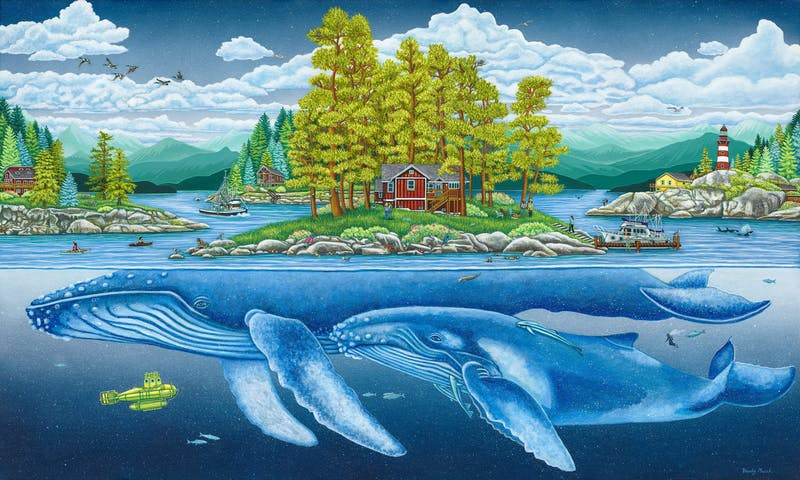 Humpback Island Image 1