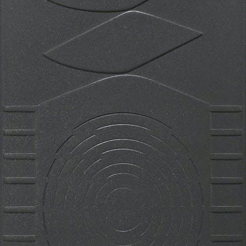 Untitled by Tony Tascona, 1989 Acrylic Lacquer on Aluminum - (48x24 in)