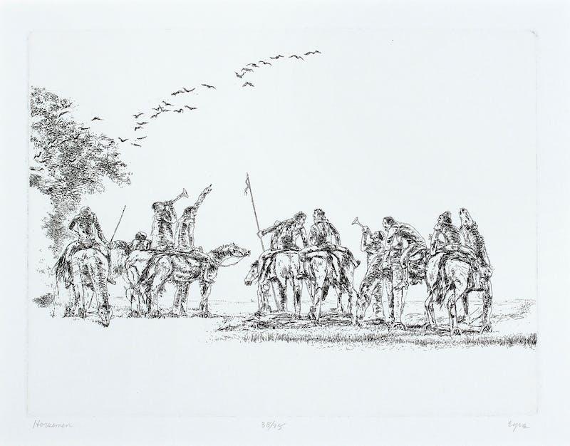 Horseman 38/75 Image 1
