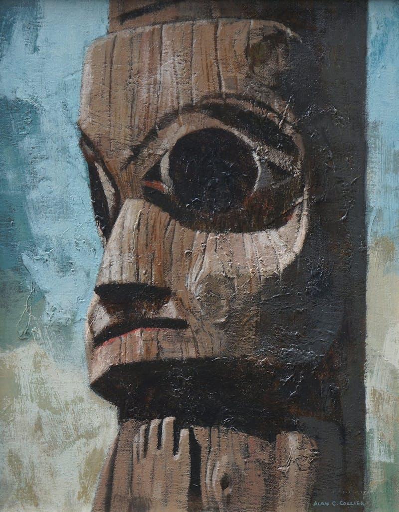 Totem Head, Kisipiox Image 1