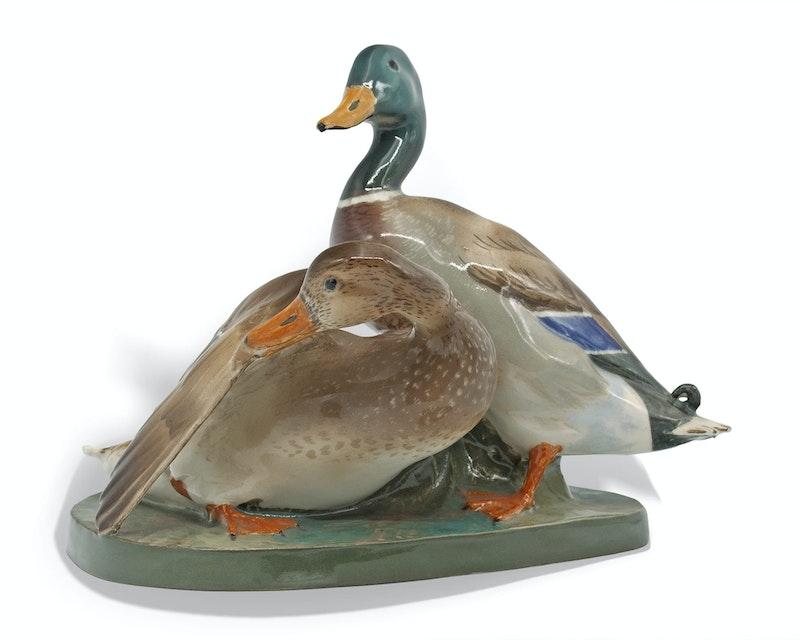 Two Ducks Image 1
