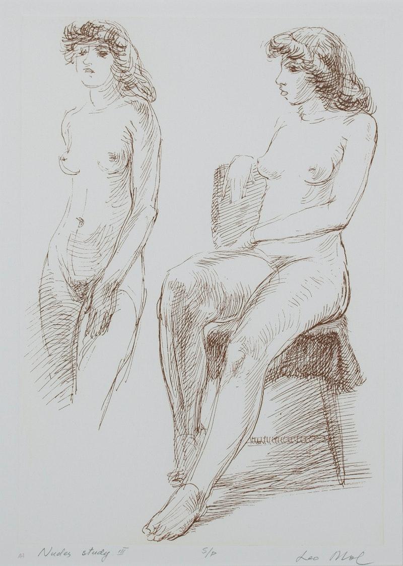 Nudes Study III S/P