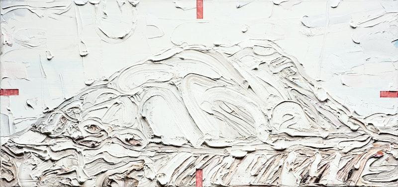 Cariboo-Snow Painting 1