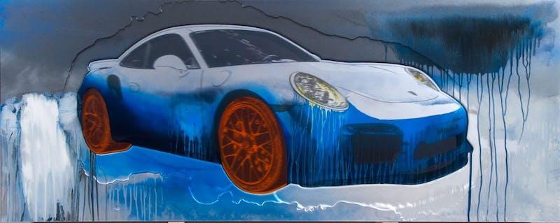Porsche 911 Turbo S Image 1