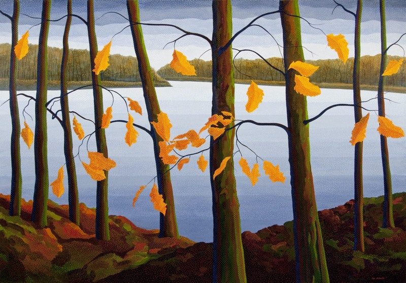 Assiniboine River, Oaks