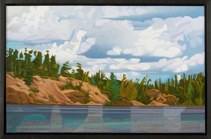 Tartan Lake - Coming Weather Image 2