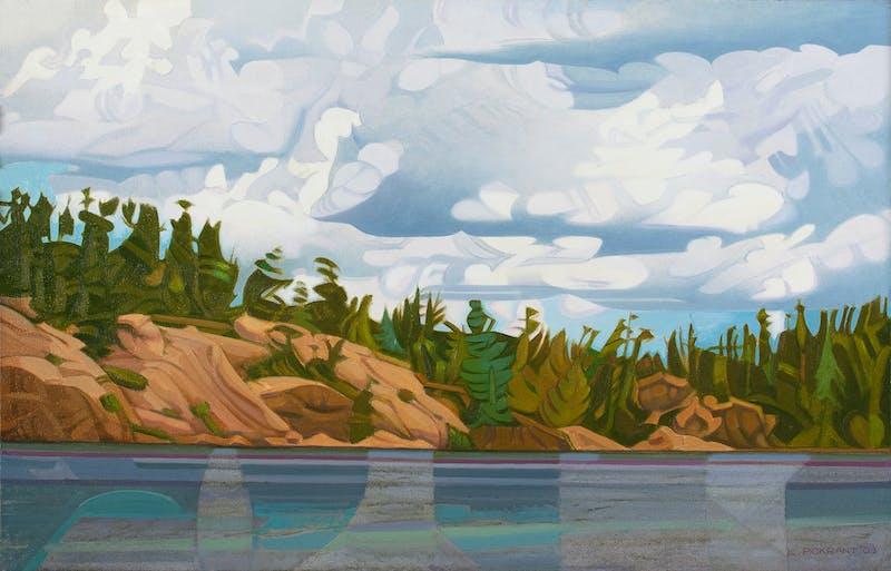 Tartan Lake - Coming Weather Image 1
