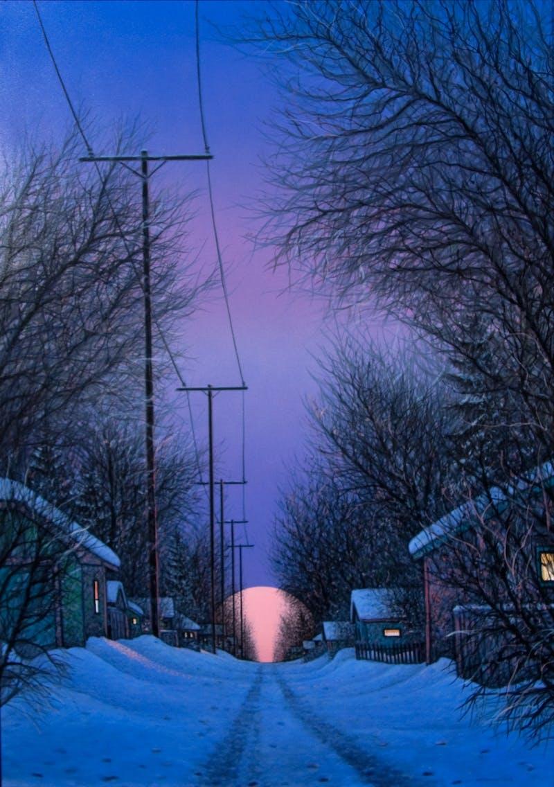 Polar Moon Image 2