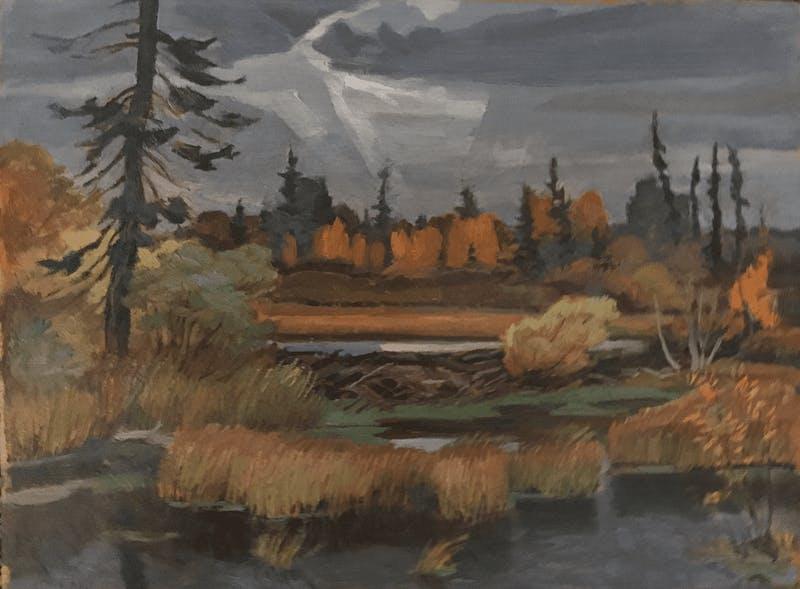 Beaver Dam, Whiteshell