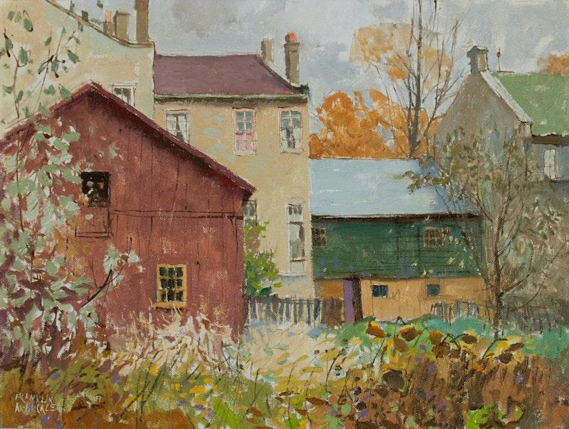 Back Garden, Morristown, ON Image 2