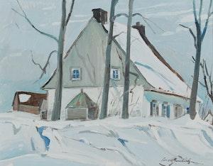 Old Quebec House, Varennes