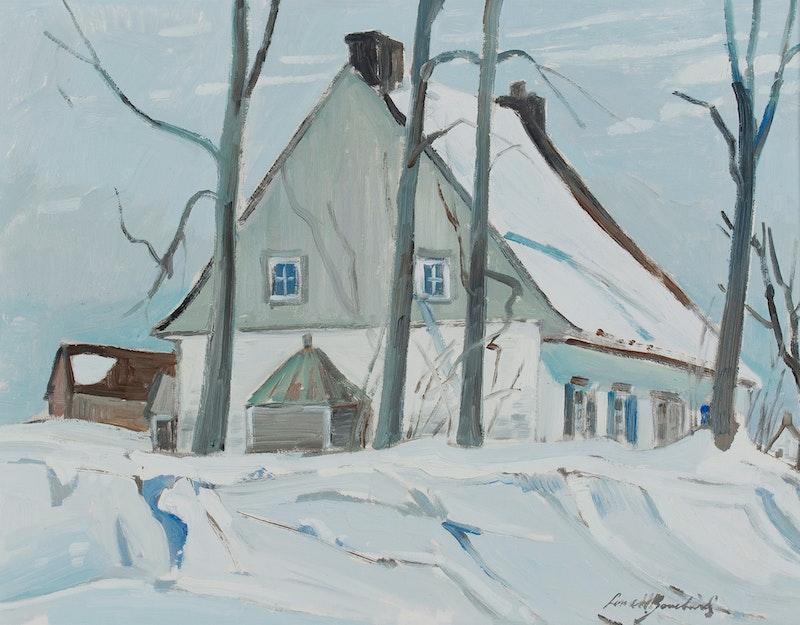 Old Quebec House, Varennes Image 1
