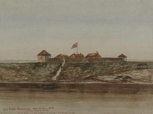 Old Fort Douglas
