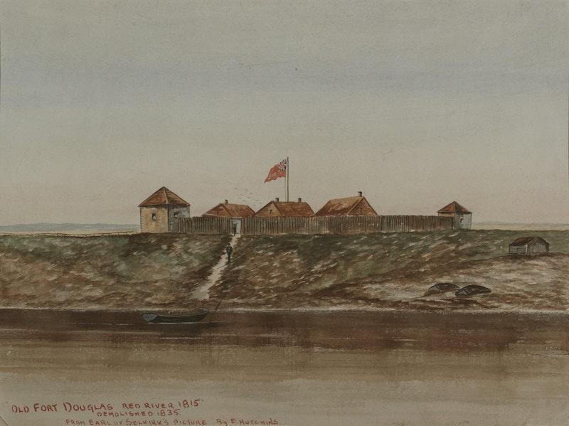 Old Fort Douglas Image 1
