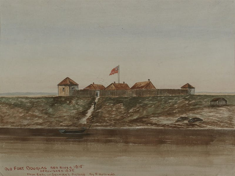 Old Fort Douglas Image 1