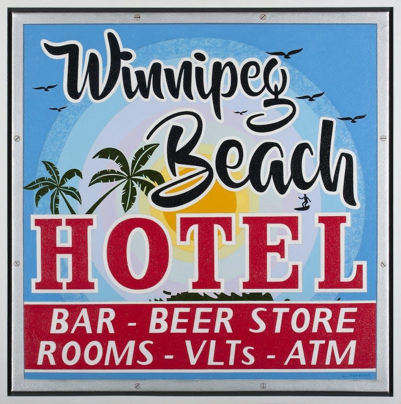 Winnipeg Beach Hotel
