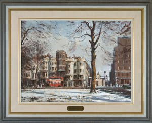 Park Lane, Early February Morning