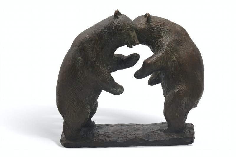 Standing Grizzly Bears 2/20 Image 2