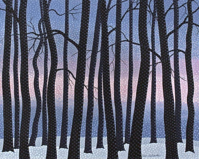 Winter Evening Image 1