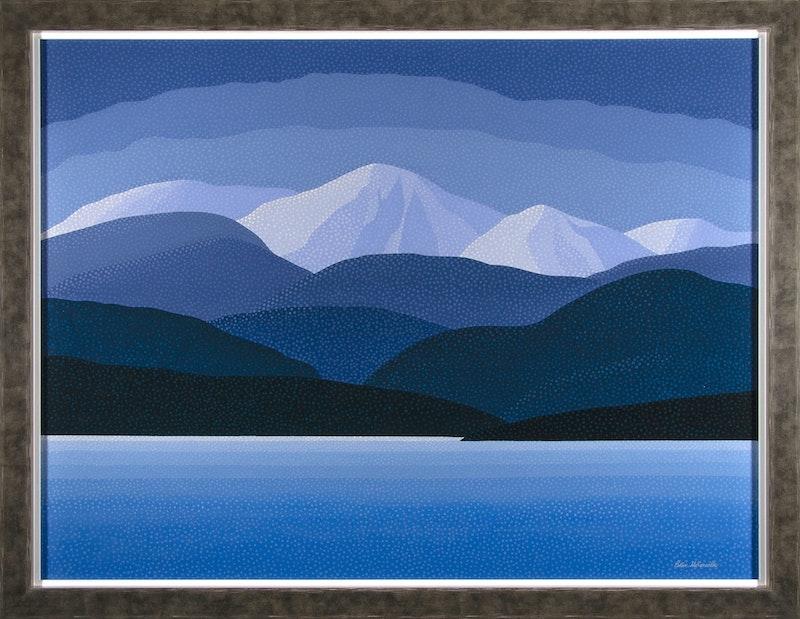 Morning Coast, B.C. Image 1