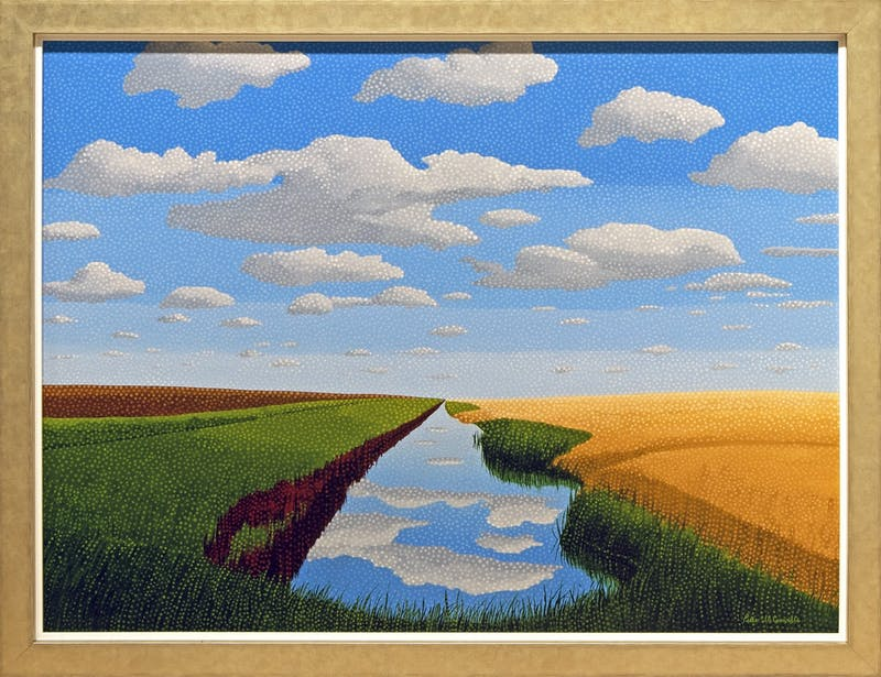 Prairie Mirror Image 1