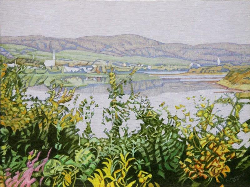 North St.John River, New Brunswick