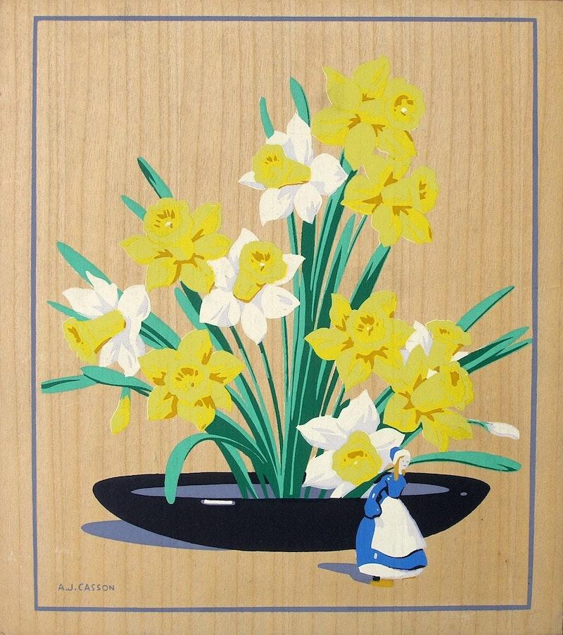 Untitled (Daffodils) Image 1