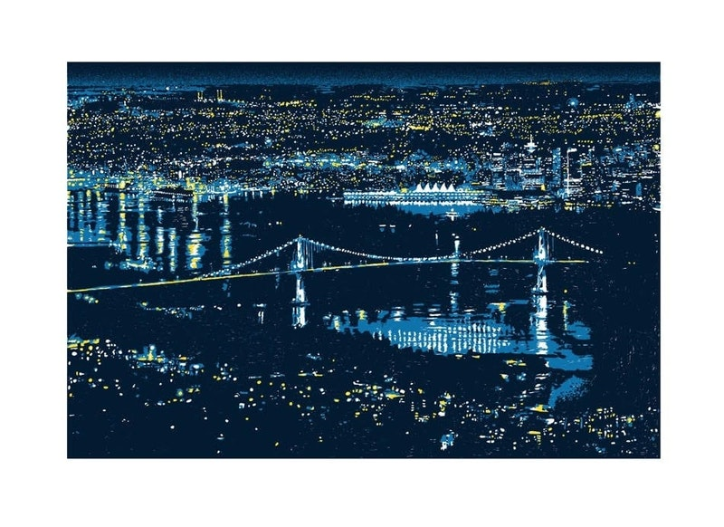 Vancouver Lights 6/20