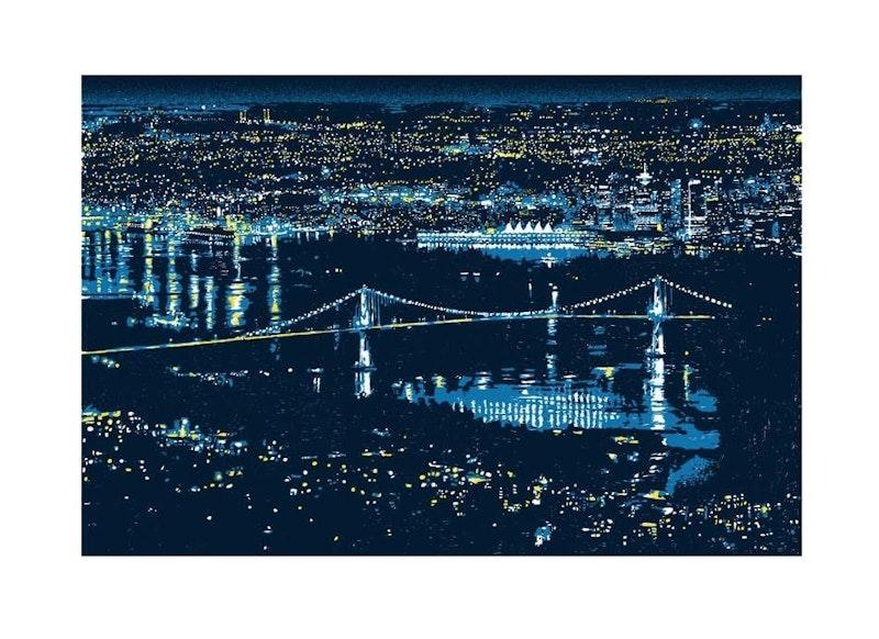Vancouver Lights 6/20 Image 1