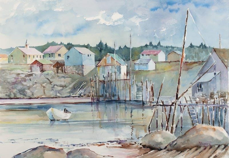 Low Tide, East Coast Image 1