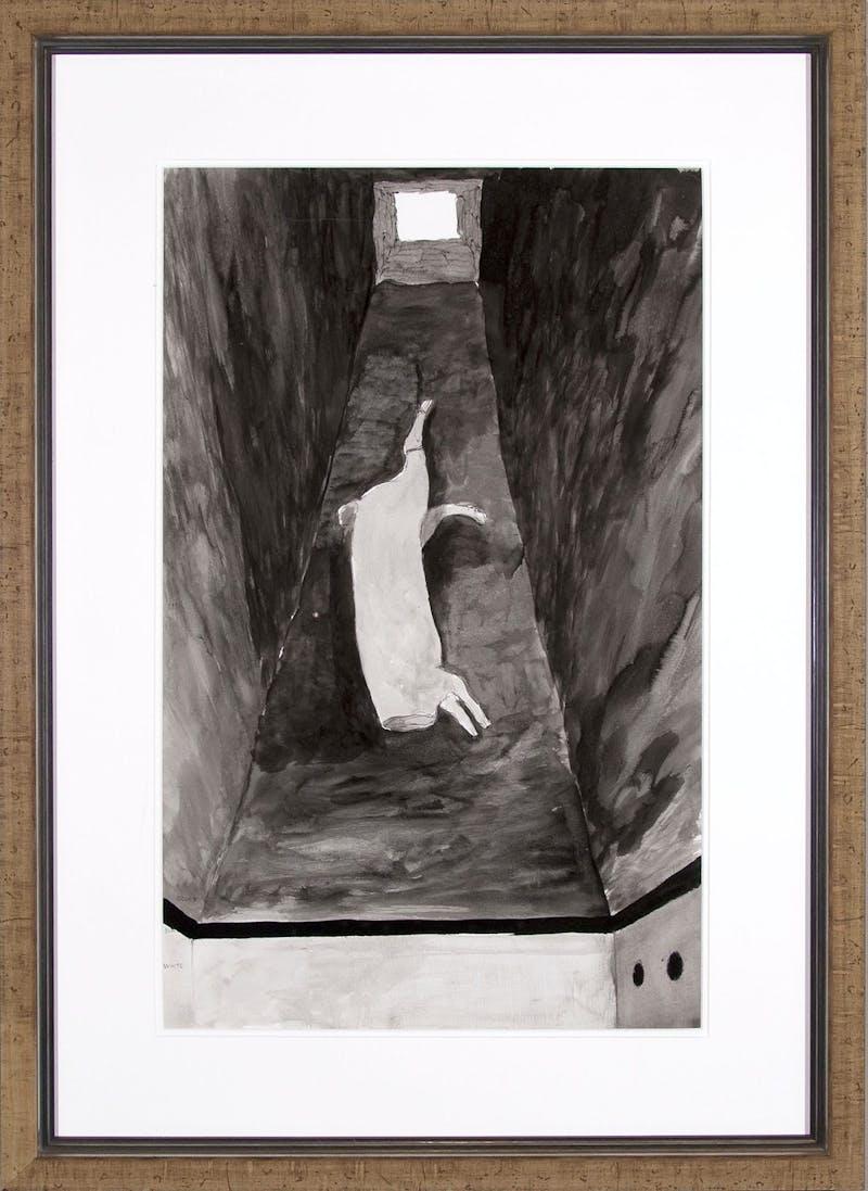 Slaughtered Pig Sketch Image 1