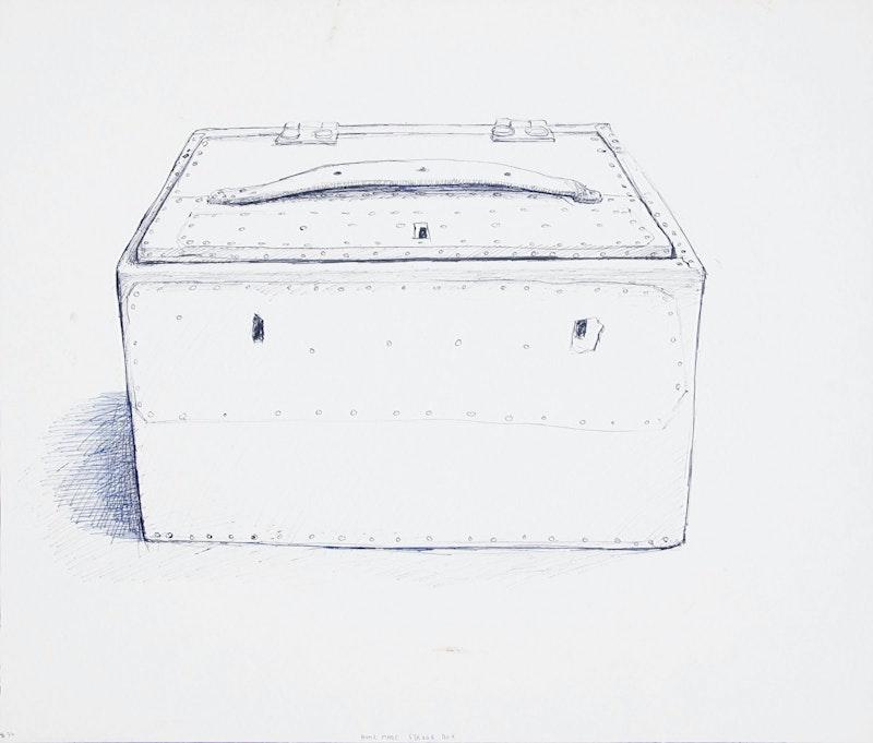 #36 Homemade Strong Box