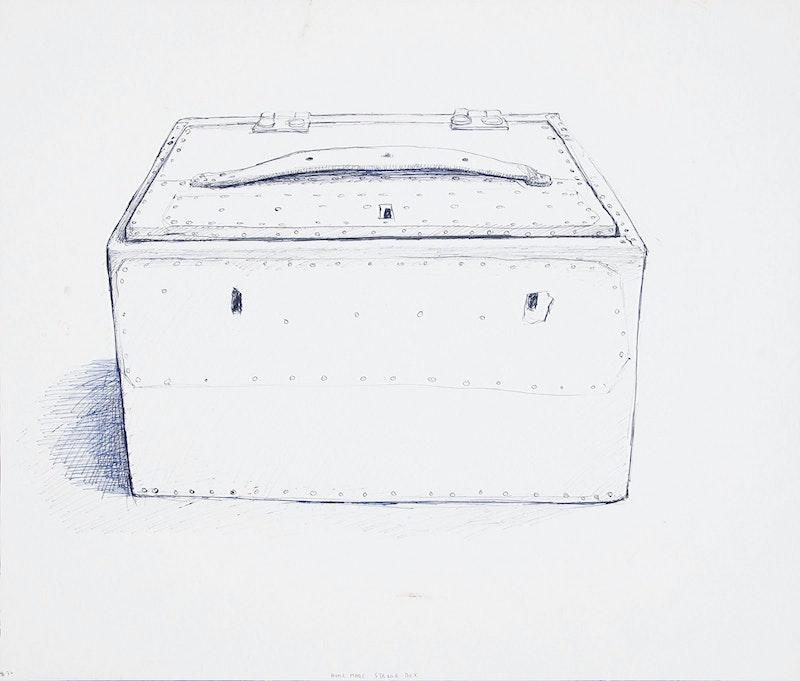 #36 Homemade Strong Box Image 1