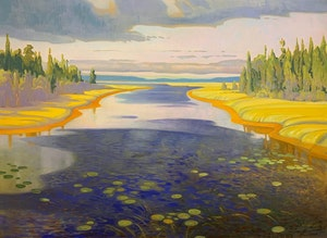 Peneplain Creek