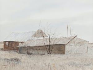 Barn on Schultz Property 10/78