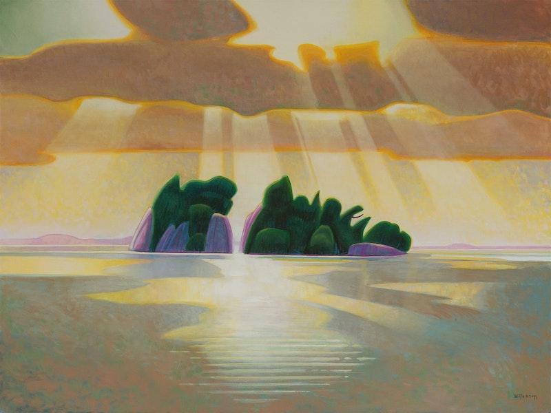 Cleft Rock Image 1