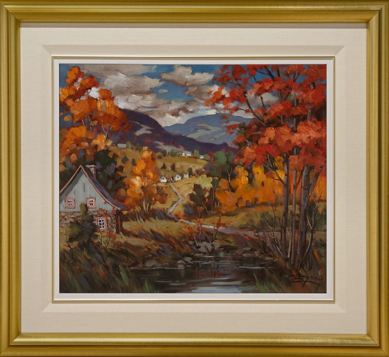 Fall in the Laurentians Image 1