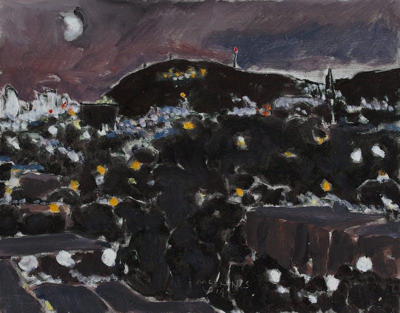 Mount Royal at Night Image 1