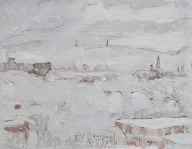 First White, November 19 Image 1