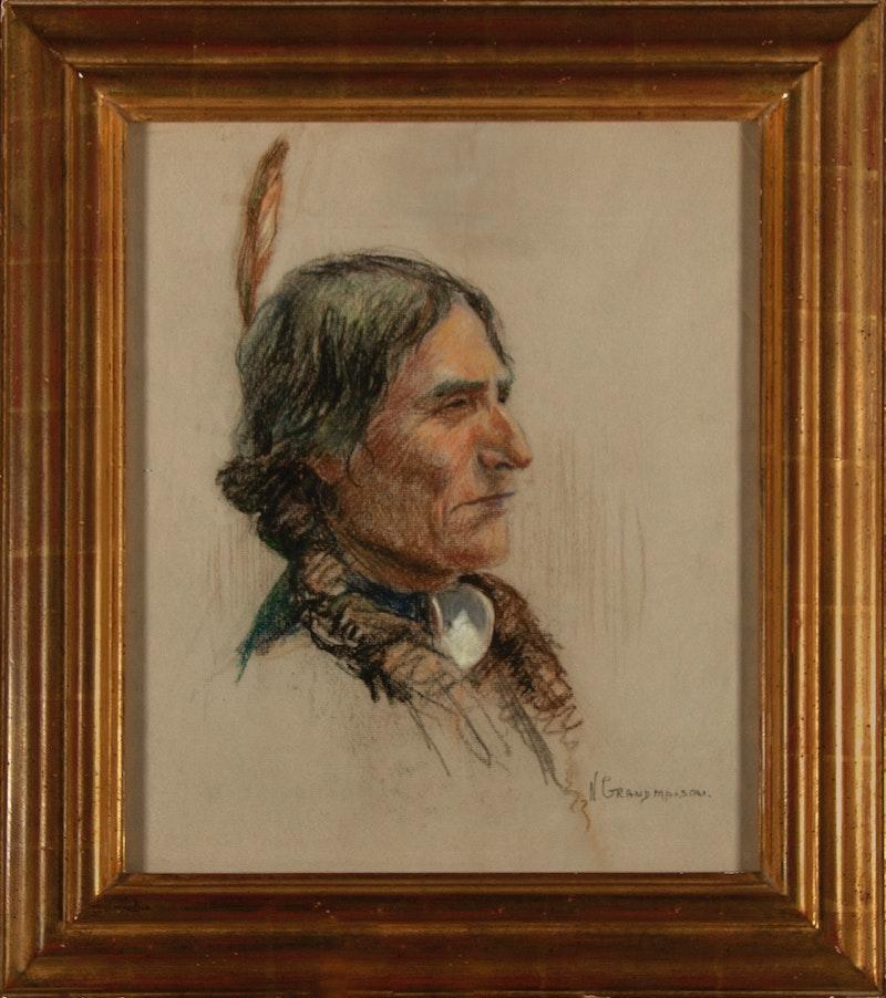Indigenous Portrait Image 1