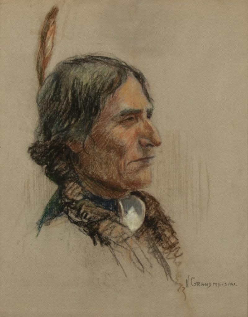 Indigenous Portrait Image 2