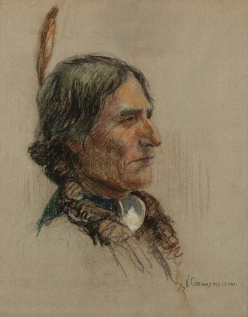 Indigenous Portrait